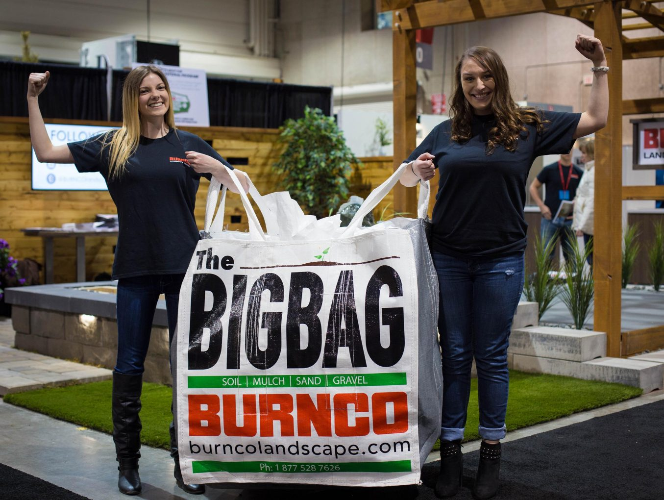 BURNCO at the Calgary Home + Garden Show March 1 - 4, 2018