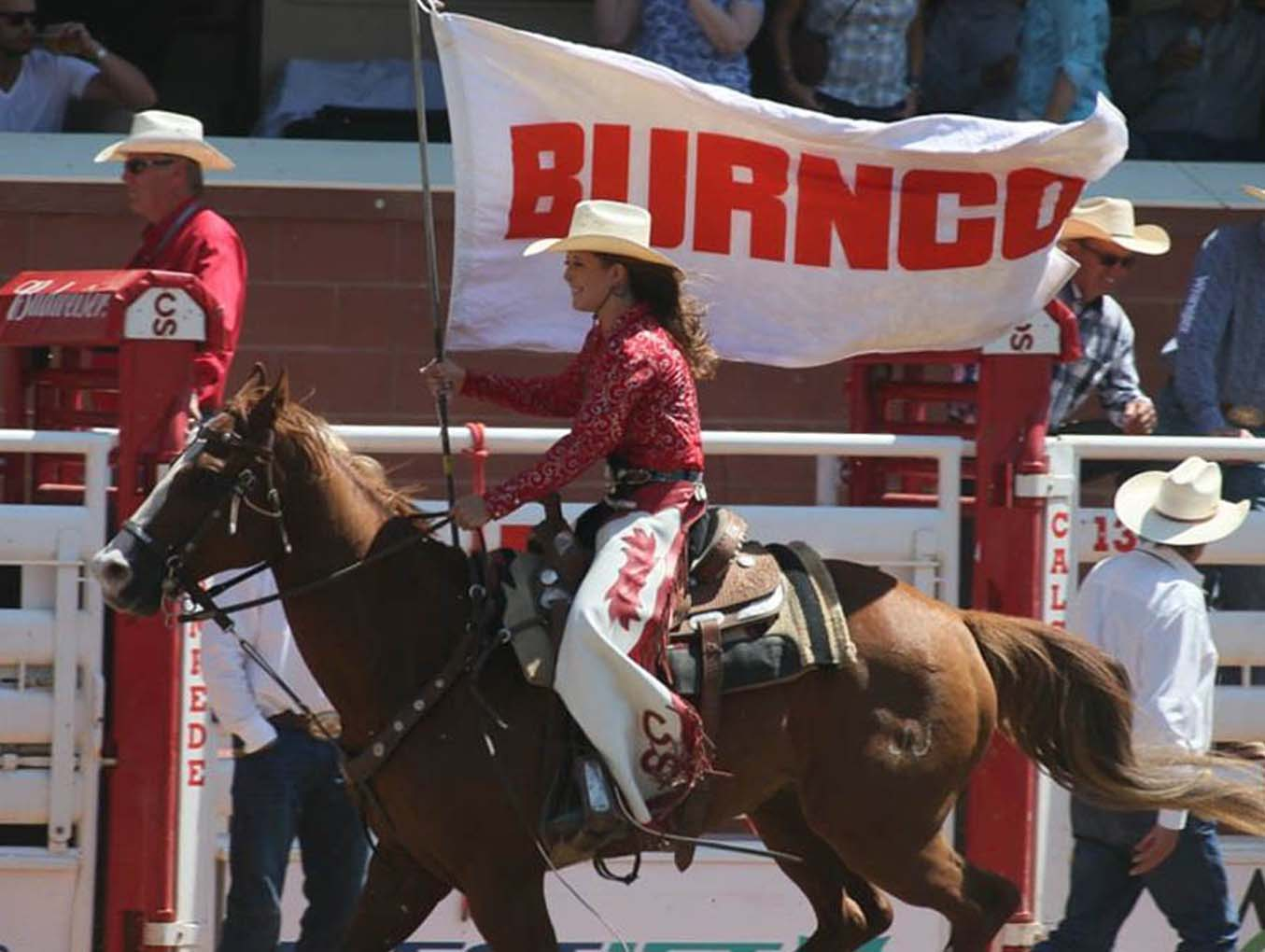"BURNCO and the 2018 Calgary Stampede, ""The Greatest Outdoor Show on Earth"""
