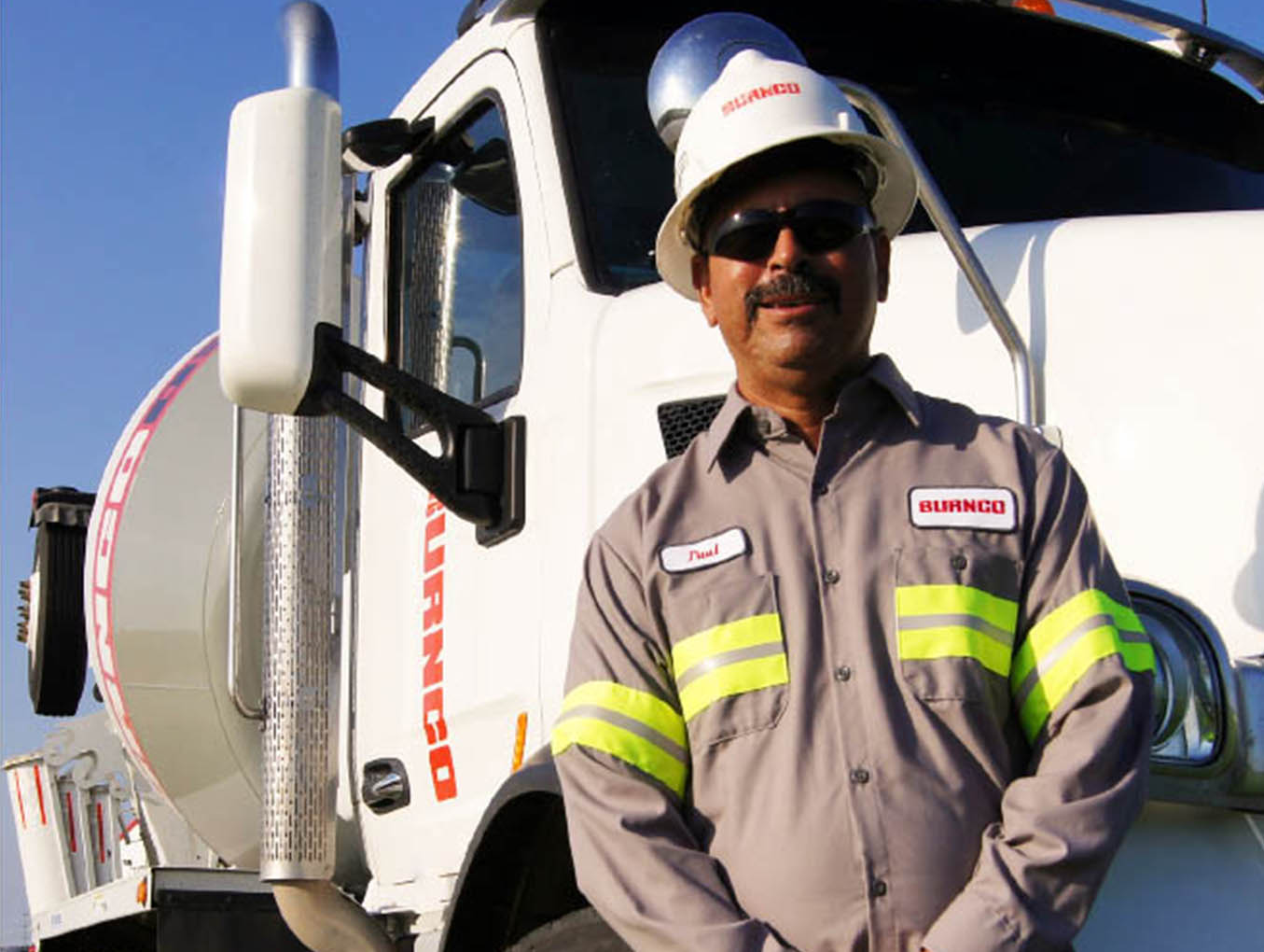 Paul Benavidez – TACA Truck Driver of the Year